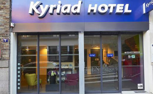 Kyriad Nantes Centre Graslin